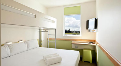 Room ibis Budget Auckland Airport
