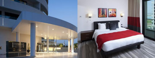 Staybridge Suites Yas Islandl Abu Dhabi Airport