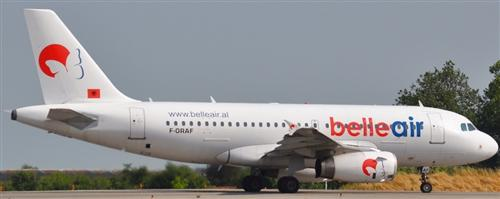 Belle Air Low-cost Airline