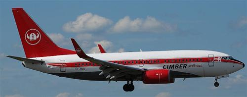 Cimber Sterling Low-cost Airline
