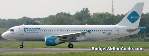 Jazeera Airways Low-cost Airline