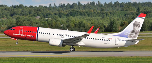 Norwegian Low-cost Airline