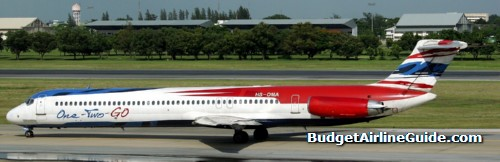 One-Two-GO Low-cost Airline