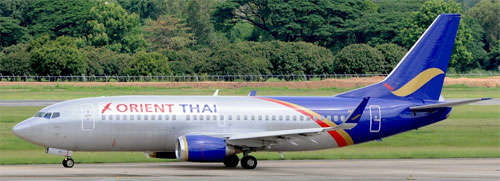 Orient Thai Low-cost Airline