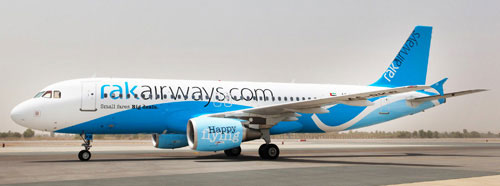 RAK Airways Low-cost Airline