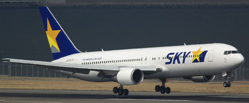 Skymark Airlines Low-cost Airline