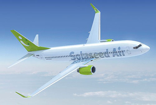 Solaseed Air Low-cost Airline