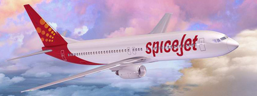 SpiceJet Low-cost Airline