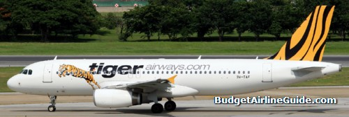 Tiger Airways Australia Low-cost Airline