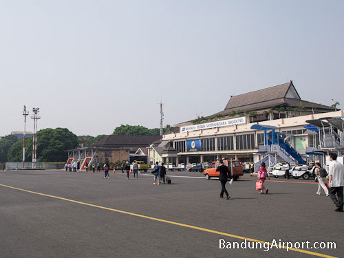 Bandung Airport Guide Husein Sastranegara International