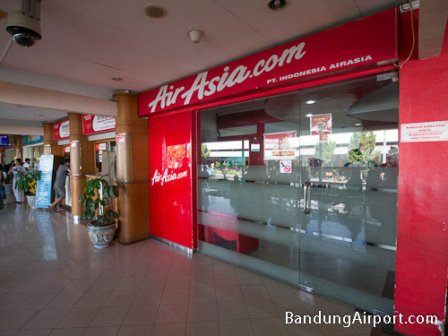 AirAsia Indonesia Sales Counter