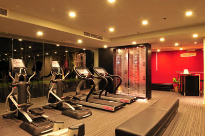 Fitness Center Best Western Premier Suvarnabhumi Airport