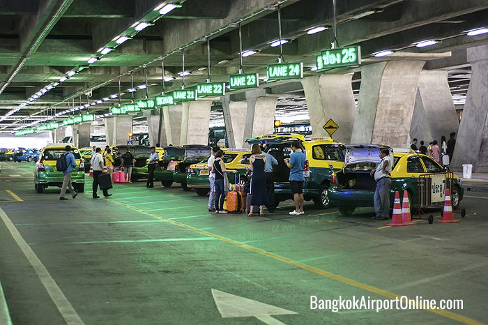 Bangkok Airport Car Service