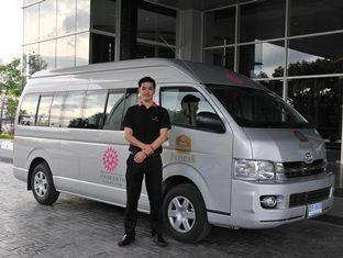 Best Western Suvarnabhumi Airport Shuttle Bus