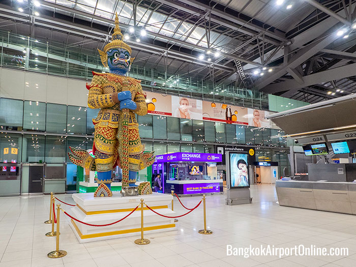 Suvarnabhumi - Bangkok International Airport
