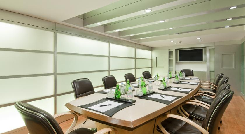 Meeting Rooms at Hilton Mumbai Airport