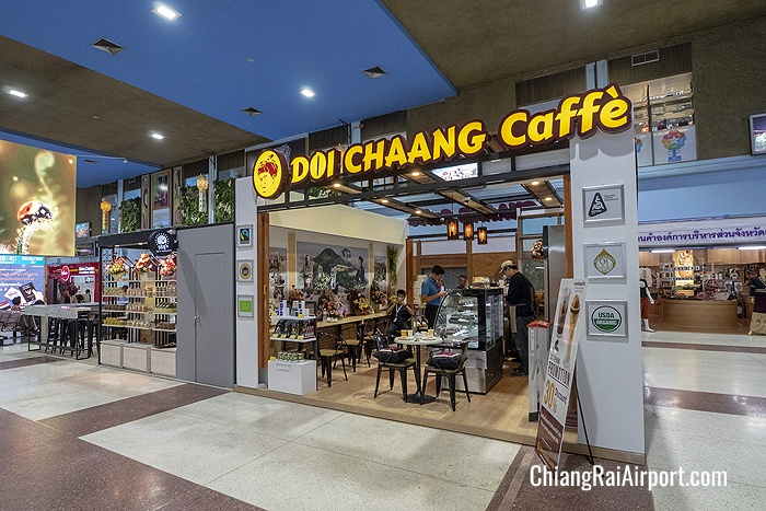 Doi Chaang Cafe