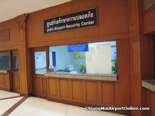 Joint Airport Security Center