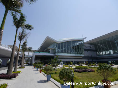 New Da Nang International Airport Terminal