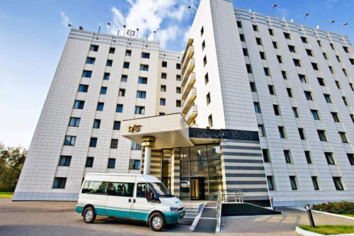 Airhotel Domodedovo Airport Shuttle Bus