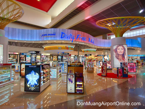 duty free shopping don mueang airport guide rh donmueangairport com bangkok airport don muang post office airport bangkok don muang hotel