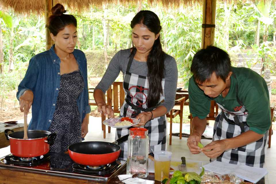 Discover the culinary secrets of Bali