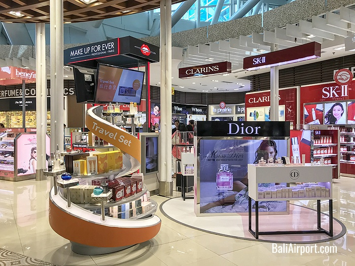 Bali Airport Perfume and Cosmetics