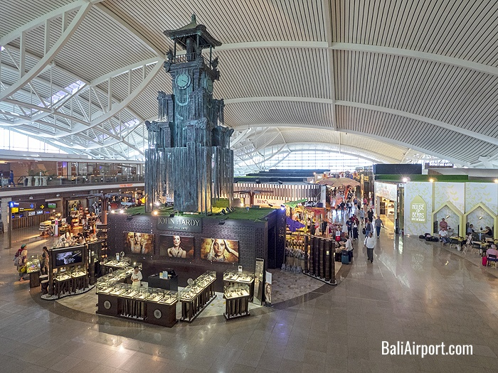 Bali Ngurah Rai International Airport Departures