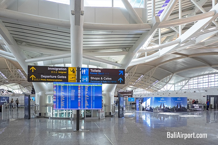 Bali Airport Guide – Ngurah Rai International Airport (Denpasar)
