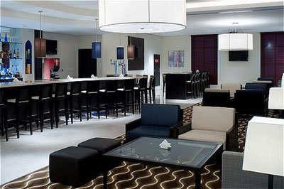 Bar at Holiday Inn Dubai Airport