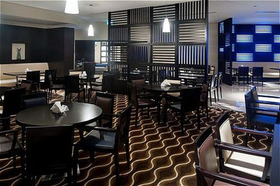 Restaurant at Holiday Inn Express Dubai Airport