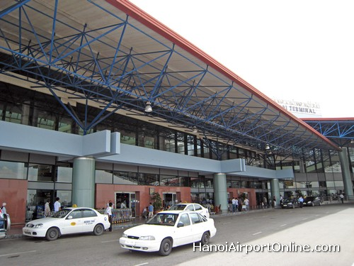 Hanoi Airport Domestic Terminal 1