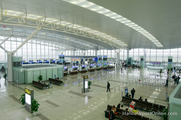 Hanoi Airport International Terminal 2