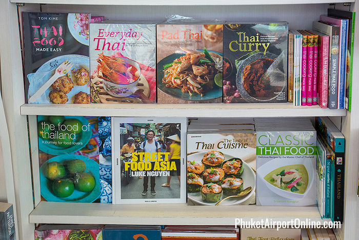 Thai cousine cookbooks