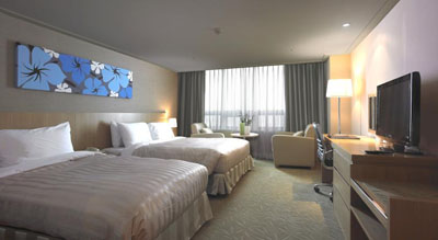 Room at Best Western Incheon Airport