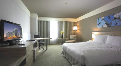 Best Western Incheon Airport Hotel Room