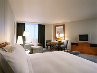 Room at Grand Hyatt Incheon