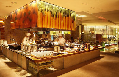 Restaurant at Grand Hyatt Incheon