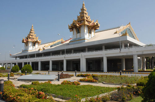 Mandalay Airport Terminal