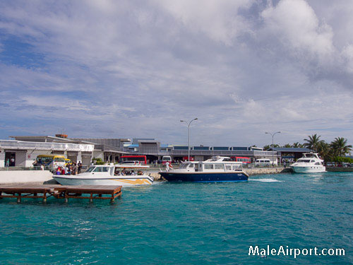 Male Airport Speedboat Transfers