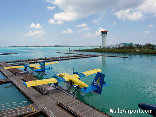 Male Airport Seaplane