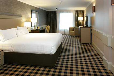 Doubletree Newcastle Airport Room Interior
