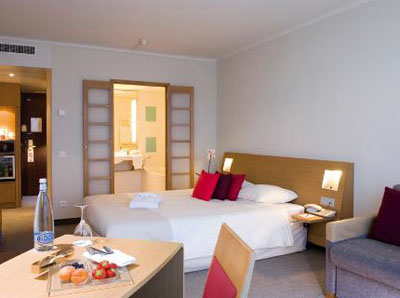 Rooms at Novotel Newcastle Airport