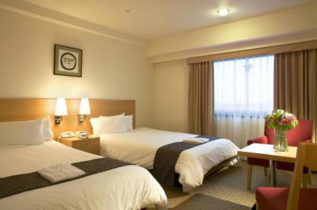Mercure Hotel Room Interior