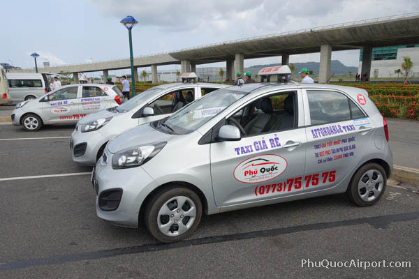 Phu Quoc Taxi