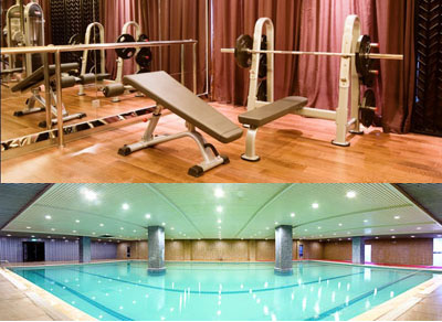 The QUBE Gym and Pool
