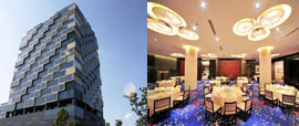 The QUBE Pudong Airport Hotel