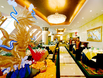 Chinese Restaurant at Ramada Pudong Airport