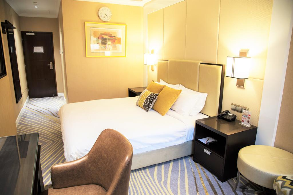 Ambassador Transit Hotel Double Room (Terminal 2)
