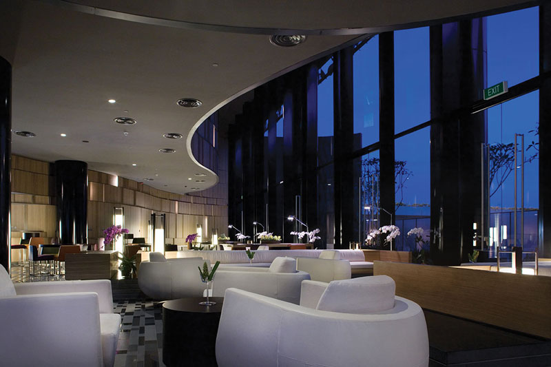 Singapore Airport Crowne Plaza Restaurants